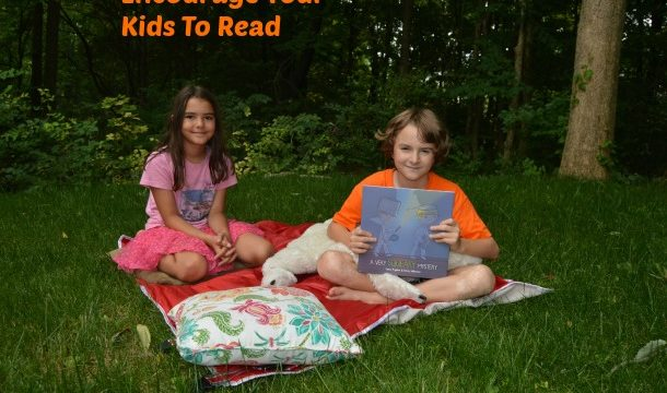 Encourage Kids To Read This Summer!