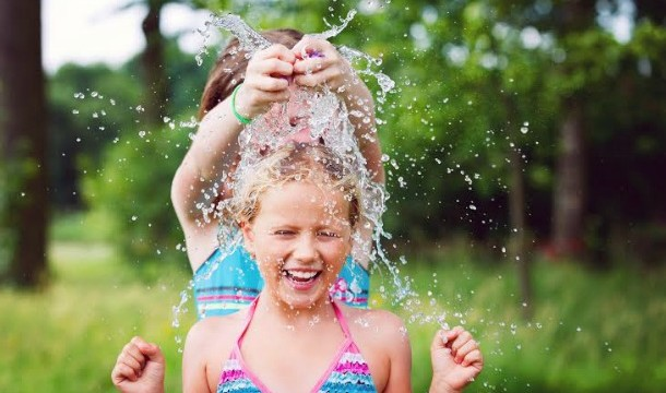 5 Ways To Beat The Heat With Your Kids This Summer