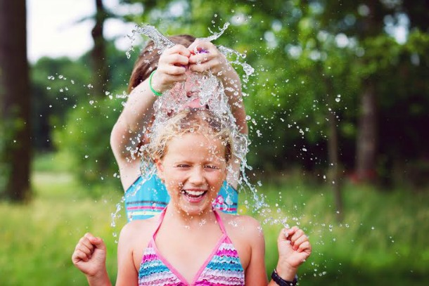 Outdoor Water Games For Kids