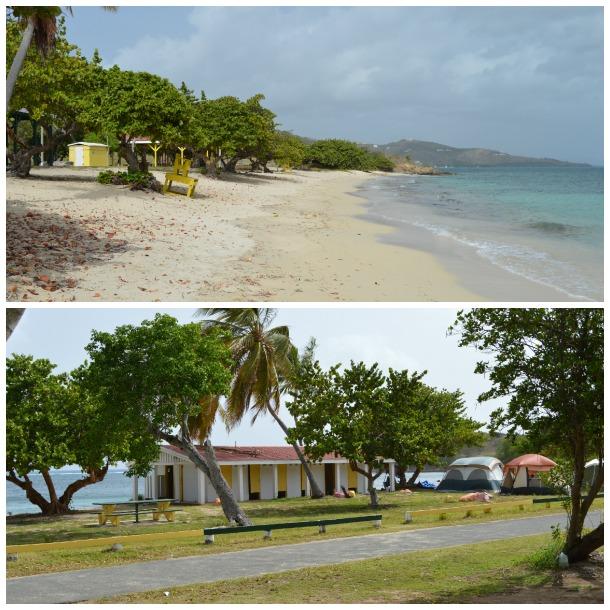 Cramer Park, St. Croix, US Virgin Islands- free camping