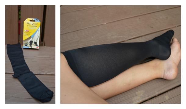 FUTORO graduated compression legwear