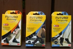 FUTURO™ Graduated Compression Legwear and FUTURO™ Stand Strong Sweepstakes