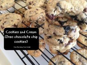 Oreo Chocolate Chip Cookies Recipe