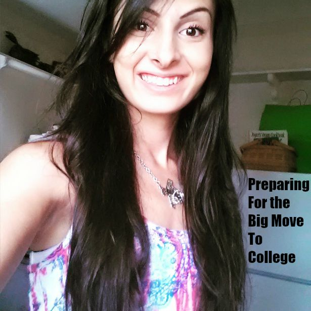 preparing for big move to college