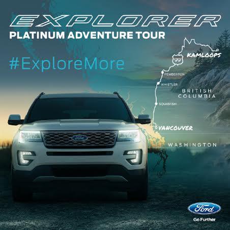 Explorer Platnium Adventure Tour
