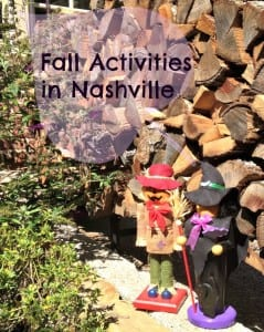 Family Fall Activities In Nashville Area