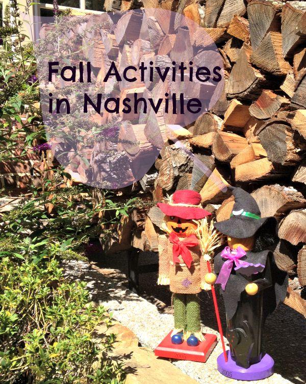 Fall Activities Nashville