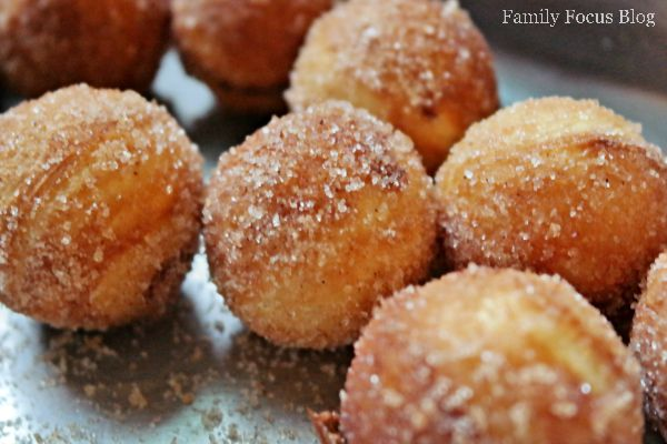 how to make homemade donut holes from scratch