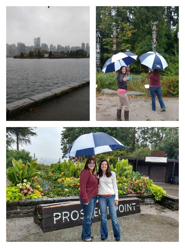 Stanley Park, Vancouver to Kamloops Drive