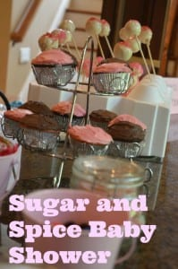 Sugar and Spice Baby Shower Planning Tips And Decor