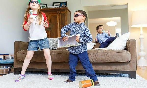 DIY Instruments For Kids- Imaginative Kids Rock Band