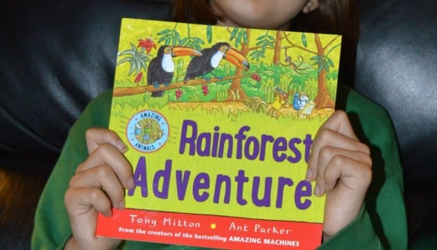 Amazing Young Reader Books Giveaway – Start Them Reading Young!