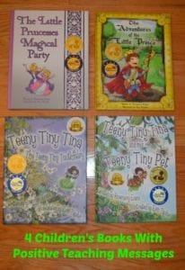 Children's Books With Positive Teaching Messages