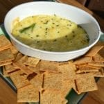 This Easy Baked Brie Dip Recipe Makes A Great Holiday Party Appetizer
