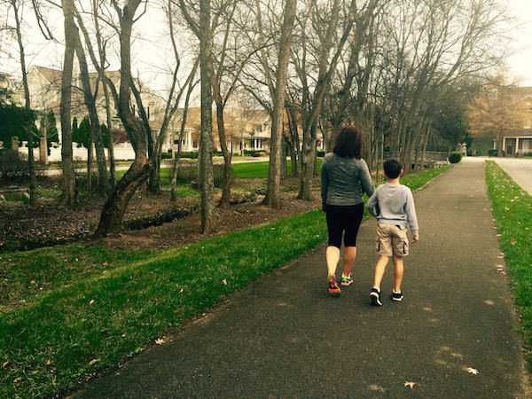 slow parenting