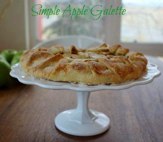 Simple Apple Galette Recipe | Family Focus Blog