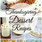 31 Thanksgiving Desserts Recipes You Will Love