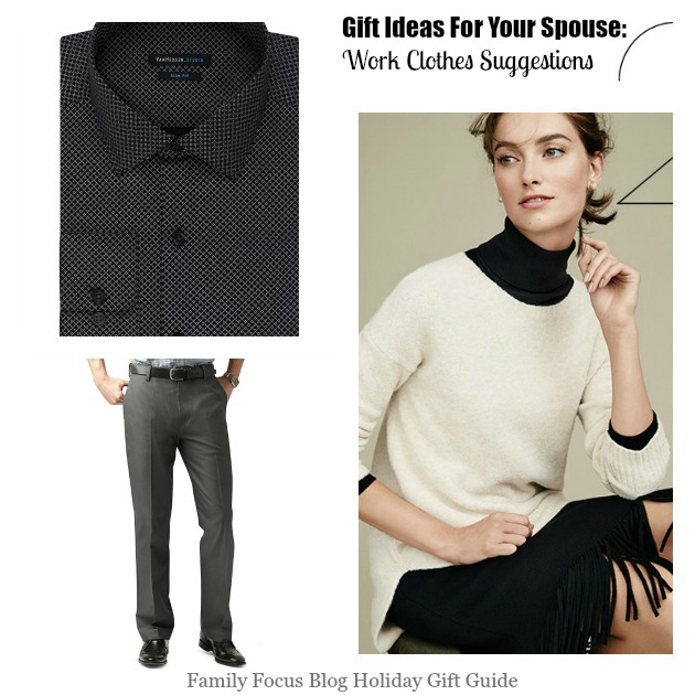 Work Clothes gift ideas for your spouse