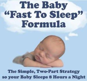 Infant Sleep Training To Get Baby To Sleep Through The Night