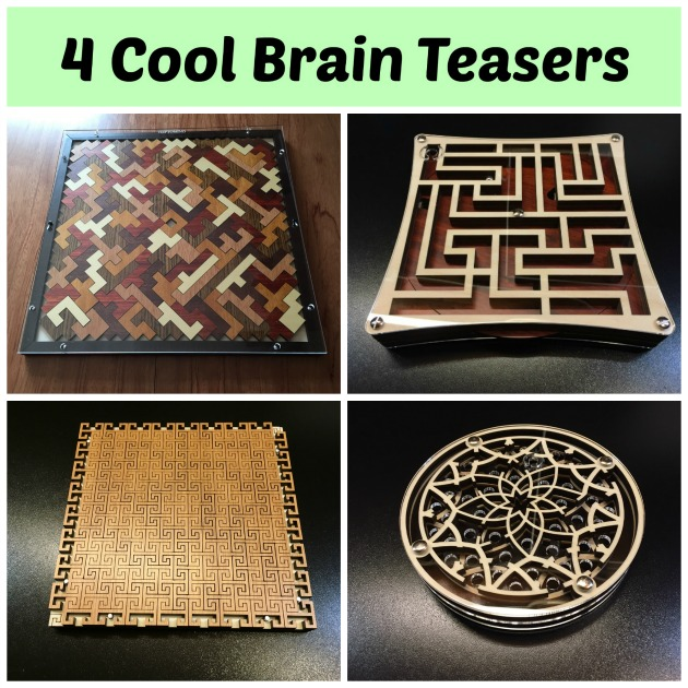 cool brain teaser toys