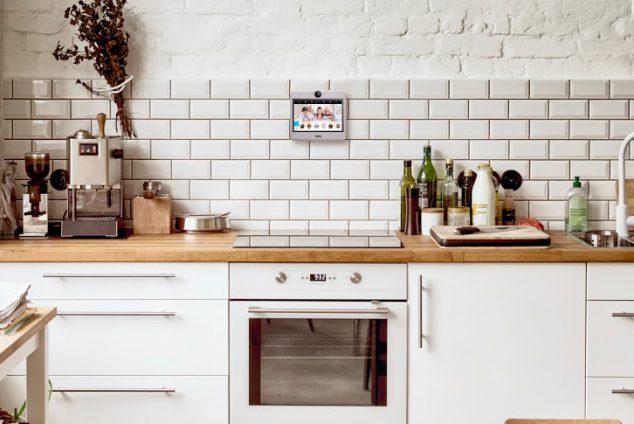 nucleus in kitchen
