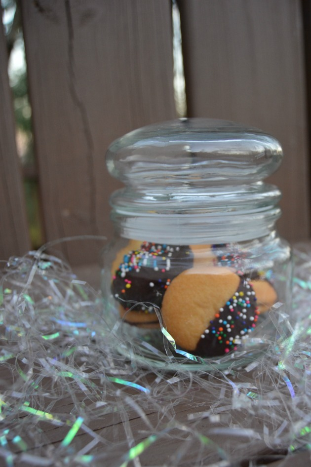 DIY Cookie Gift