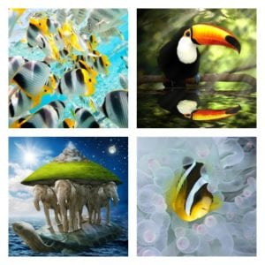 Hand Crafted Wooden Jigsaw Puzzles For Adults and Kids