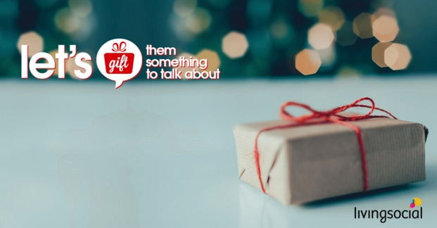 LivingSocial Holiday Gifts