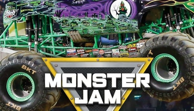 Monster Jam Nashville Show