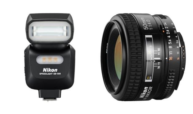 Nikon camera accessories