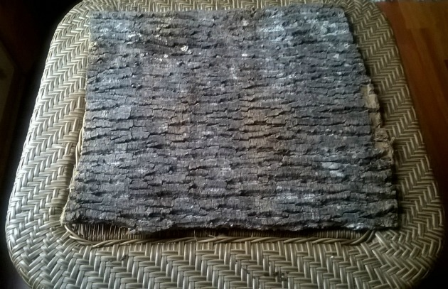bark tabletop