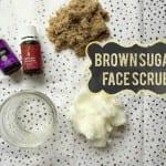 DIY Brown Sugar Face Scrub Tutorial