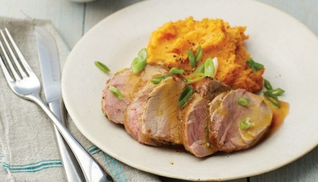 Easy Jamaican Pork Tenderloin Roast Recipe