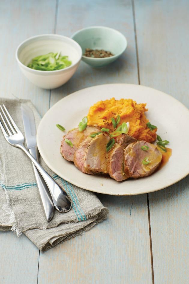 Easy Jamaican Pork Tenderloin Roast Recipe - Family Focus Blog
