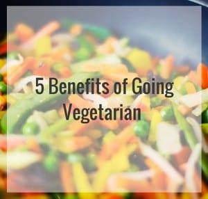 vegetarian, meatless, benefits of going vegetarian