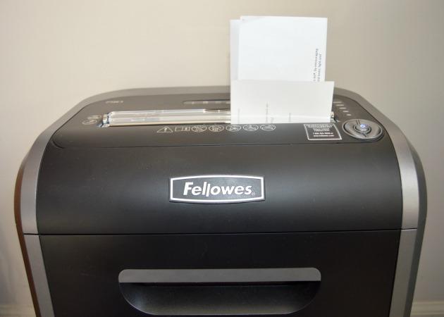 Fellowes Shredder