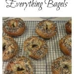 Homemade Everything Bagels Recipe