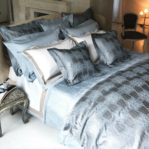 Great Simplicity Frette luxurious bedding collections