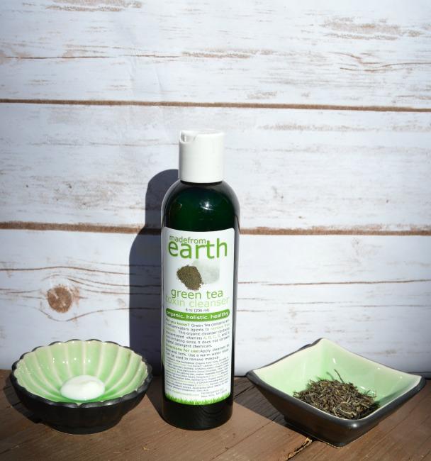 holistic organic skin care cleanser