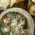 Healthy Homemade Meatballs With Sauce