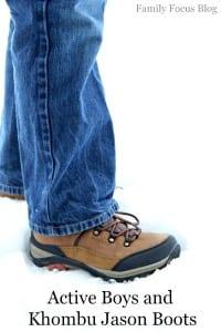 Active Boys and Khombu Jason Boots Review