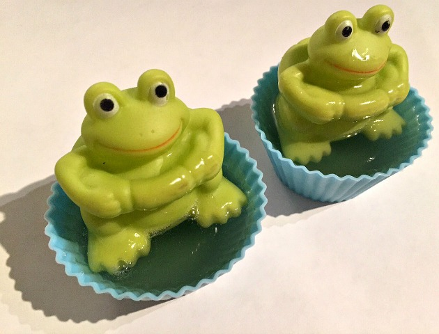 DIY soap for kids