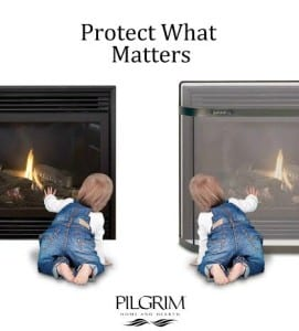 Fireplace Safety Screen: Essential Fireplace Child-Proofing