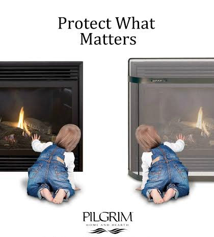 Fireplace Safety Screen Essential Fireplace Child Proofing