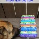 Five Star	Frozen Raw Dog Food Reviews