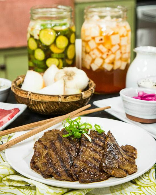 Korean BBQ recipe