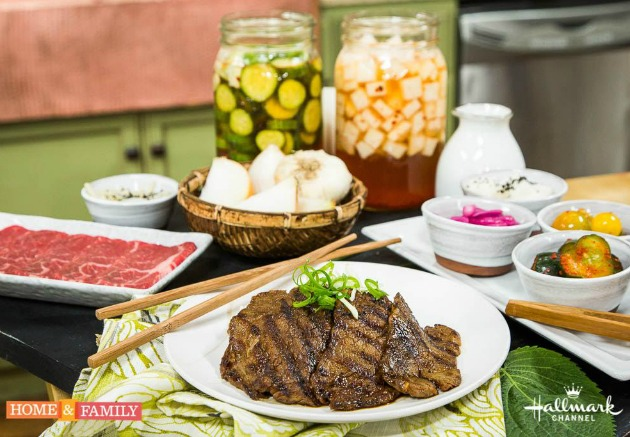 Korean barbecue recipe
