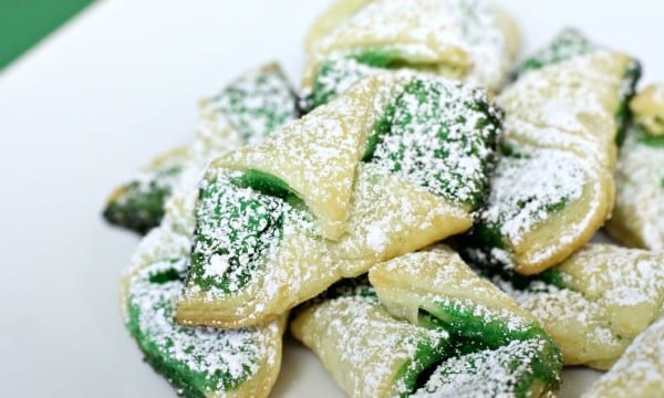 St. Patrick's Day Cookies: Leapin' Leprechaun Key Lime Kolaches