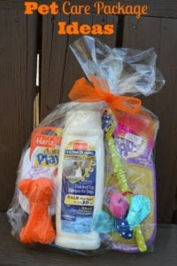 Pet Care Package Ideas