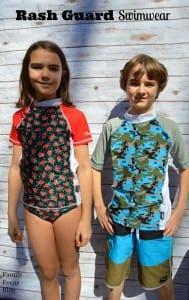 Platypus Australia Rash Guard Swimwear Review